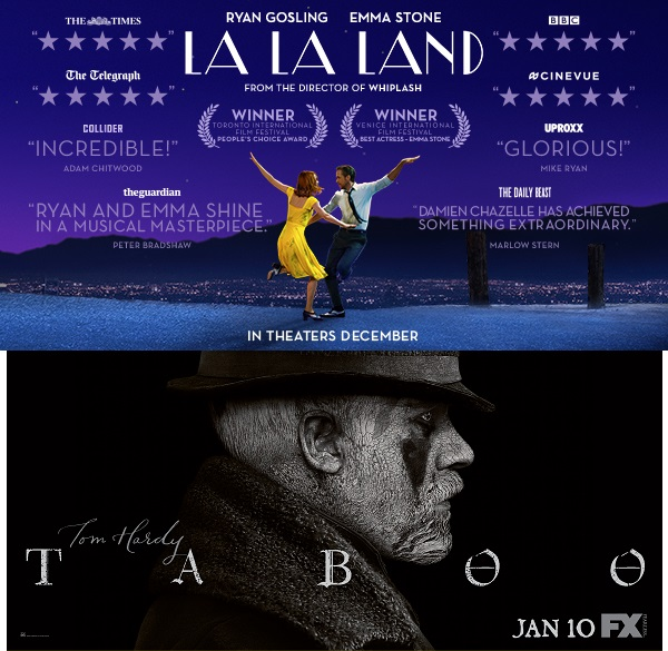 Season 12 Episode 3 La La Land, Taboo