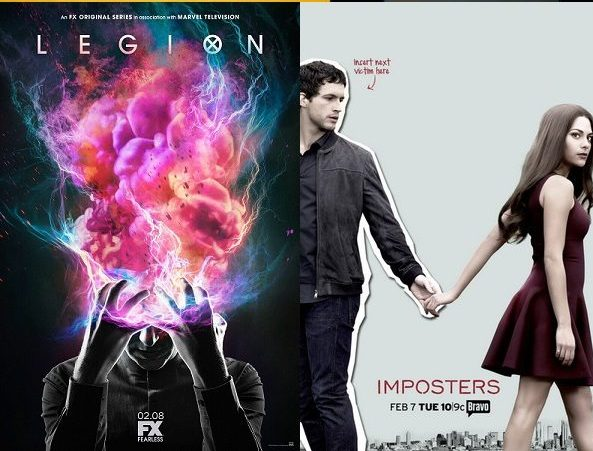 Season 12 Episode 5 The LEGO Batman Movie, Legion, Imposters