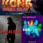 Season 12 Episode 8 Kong: Skull Island, Taken, Sun Records
