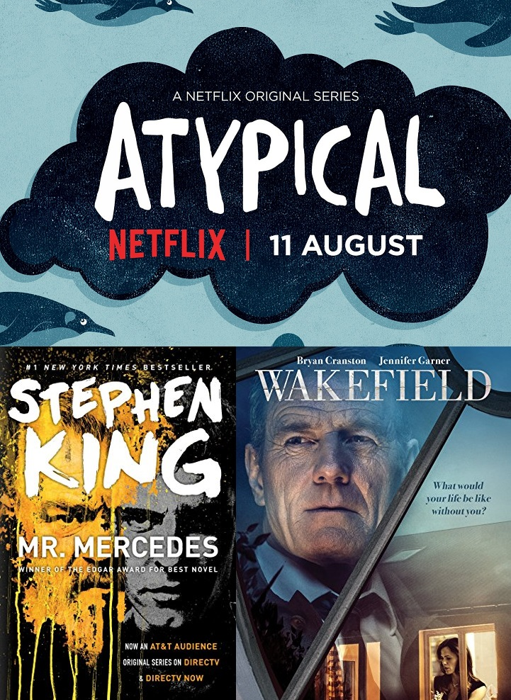 IIAB Season 12 Episode 23 - Mr Mercedes , Atypical, Wakefield